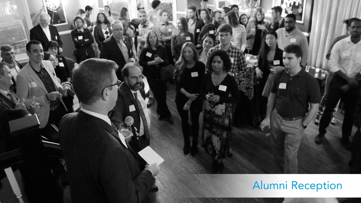 SIA Alumni Reception in D.C.