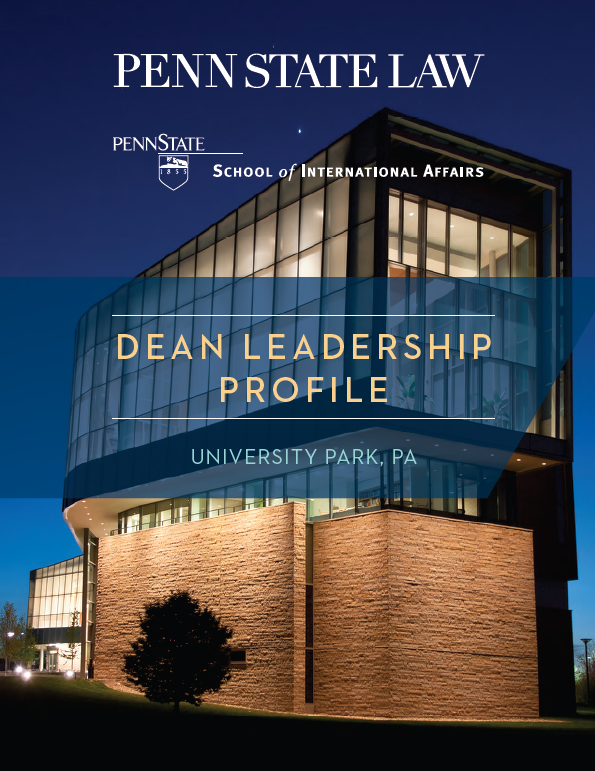 Dean Leadership Profile