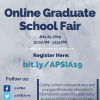APSIA Online Grad School Fair