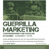 Guerrilla Marketing book launch