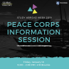 Peace Corps Info Session