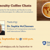 Coffee Chat - McClennen