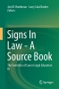 Signs in Law by Larry Backer